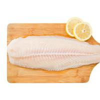 拓食 精修巴沙鱼柳 1kg/袋 3-4片 *3件