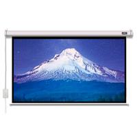 61预售:JmGO 坚果 100英寸 16:9 电动白塑幕布