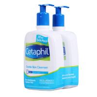 88VIP:Cetaphil 丝塔芙 温和无泡洗面奶 591ml*2瓶 *2件