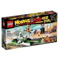 百亿补贴:LEGO 乐高 悟空小侠系列 80006 龙小骄飞车