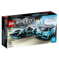 百亿补贴:LEGO 乐高 赛车系列 76898 E级方程式 GEN2和捷豹