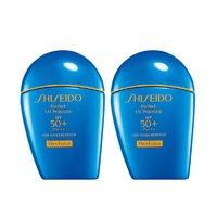61预售:SHISEIDO 资生堂 新艳阳夏水动力防护乳 SPF50+ 50ml*2瓶装