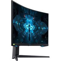 61预售、新品发售:SAMSUNG 三星 C27G75TQSC 26.9英寸 VA显示器(2K、1000R、240Hz、1ms、G-Sync、HDR600)
