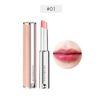 61预售:GIVENCHY 纪梵希 Perfecto 粉色限量版小羊皮唇膏 2.2g