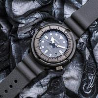 61预售:SEIKO 精工 PROSPEX Street Series 男士太阳能潜水腕表