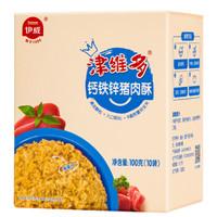 Eastwes 伊威 宝宝钙铁锌猪肉酥  100g(10小袋分装) *5件 +凑单品
