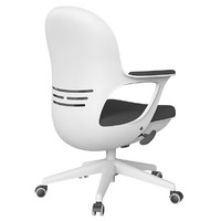 Hbada 黑白调 HDNY145 蛋壳元素电脑椅