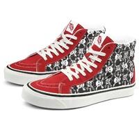 61预售:Vans 范斯 经典系列 Style#38 安纳海姆骷髅 板鞋
