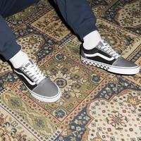 61预售:VANS 范斯 Ward VN0A38DMV0W 男子帆布鞋
