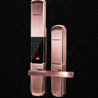 百亿补贴: kaadas 凯迪仕 8010 智能锁滑盖指纹锁