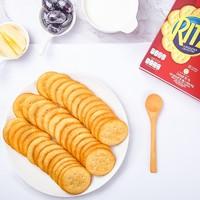 RITZ 乐之 亿滋进口脆薄饼干 300g/件 *2件