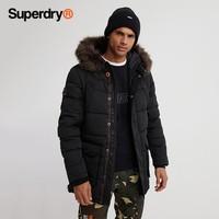 1日0点、61预告:Superdry 极度干燥 SM5000009AO 男士派克中长款外套