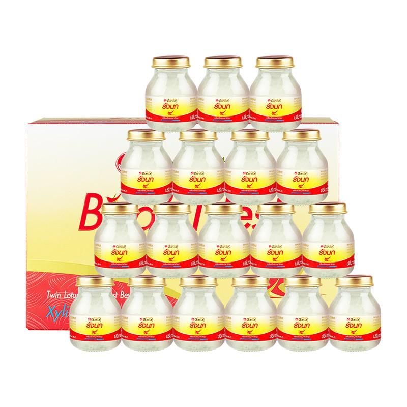 Twin Lotus 双莲 木糖醇即食燕窝 75ml*6瓶*3组