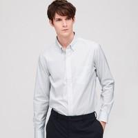 UNIQLO 优衣库 427201 修身格子衬衫