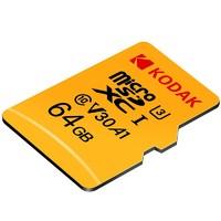 百亿补贴:Kodak 柯达 性能级 TF(microSD)存储卡 64GB