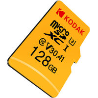 百亿补贴:Kodak 柯达 性能级 TF(microSD)存储卡 128GB