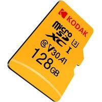 百亿补贴:Kodak 柯达 性能级 microSDXC A1 UHS-I U3 TF存储卡 128GB