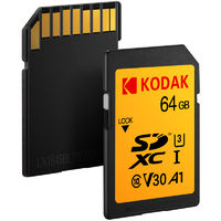 Kodak 柯达 性能级 SD存储卡 64GB