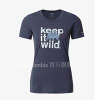 Columbia 哥伦比亚 ER0070 女士短袖T恤 *3件