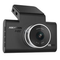 61预售:HIKVISION 海康威视 C6 行车记录仪 送64G卡
