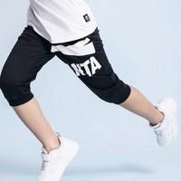 61预售:ANTA/安踏 儿童薄新七分短裤