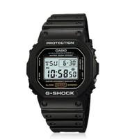 京东PLUS会员:CASIO 卡西欧 G-SHOCK系列 DW-5600E-1V 男士运动手表