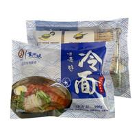 昊援 冷面390g*5袋+辣白菜500g