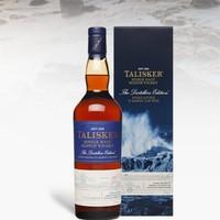 61预售:帝亚吉欧 泰斯卡DE酒厂限量款 700ml 单一麦芽威士忌进口洋酒包邮