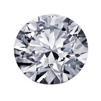 补贴购:Blue Nile 1.00克拉圆形切割钻石 非常好切工 I级成色 SI2净度