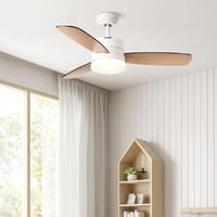 61预售:OPPLE 欧普照明 木叶风扇灯纯静系列 42寸