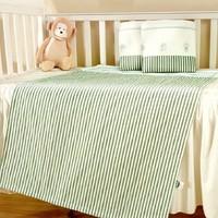 61预售:良良 婴儿麻棉隔尿垫+一次性尿垫组合