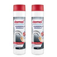 Domol 强效管道疏通粉 600g 2瓶装