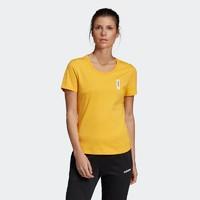 1日0点、61预告:adidas 阿迪达斯 2019Q3-GES52 女士短袖T恤