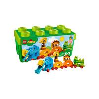 61预售、考拉海购黑卡会员:LEGO 乐高 Duplo 得宝系列 10863 我的创意动物大巡游