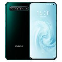 苏宁SUPER会员:MEIZU 魅族 17 5G智能手机 8GB+256GB 松深入墨