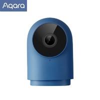 618预售、新品发售:Aqara 绿米 G2H 智能家用安防摄像头 网关版 蓝色