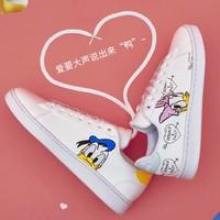 61预告、新品首降:adidas 阿迪达斯 GRAND COURT FY0249 女士休闲运动鞋