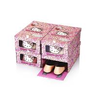 HELLO KITTY  凯蒂猫可折叠鞋盒