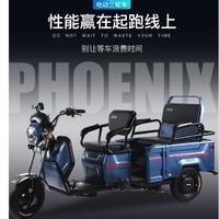 61预告、历史低价: PHOENIX 凤凰 凤凰T9 电动三轮车 48V20AH锂电池