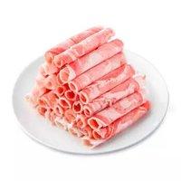 限河南:东来顺 草原羔羊羊肉片 500g*4 + 东来顺 羊板筋串 200g/袋(约10串)*4