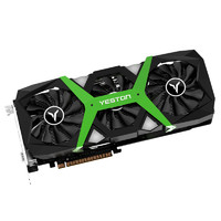 新品首降:yeston 盈通 GeForce GTX1660 Super 6G D6 游戏高手 显卡
