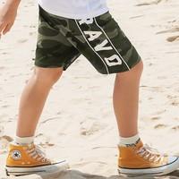 61预售:Balabala 巴拉巴拉 男童休闲裤薄短裤