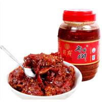 蜀府 郫县豆瓣酱 1.1kg  *2件