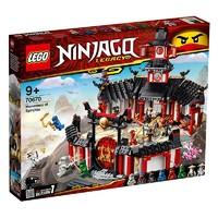 61预售、考拉海购黑卡会员:LEGO 乐高 幻影忍者系列 70670 神秘的幻影旋转术训练馆