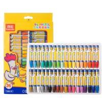 TRUECOLOR 真彩 36色油画棒 送图画本 握笔器 卷笔刀