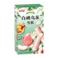 京东PLUS会员:meiji  明治  白桃乌龙雪糕  69g*6盒 *5件