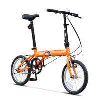 DAHON 大行 YUKI折叠自行车 16寸