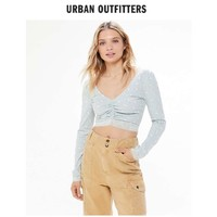 Urban outfitters  52686466  女士蕾丝V领打底衫