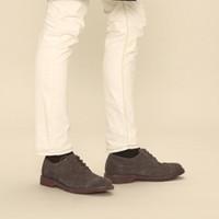 GEOX 健乐士 U84L9A022BS 男士休闲鞋