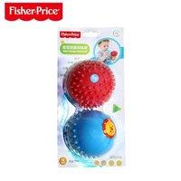 百亿补贴:Fisher-Price 费雪 婴儿手抓球  2个组合装
